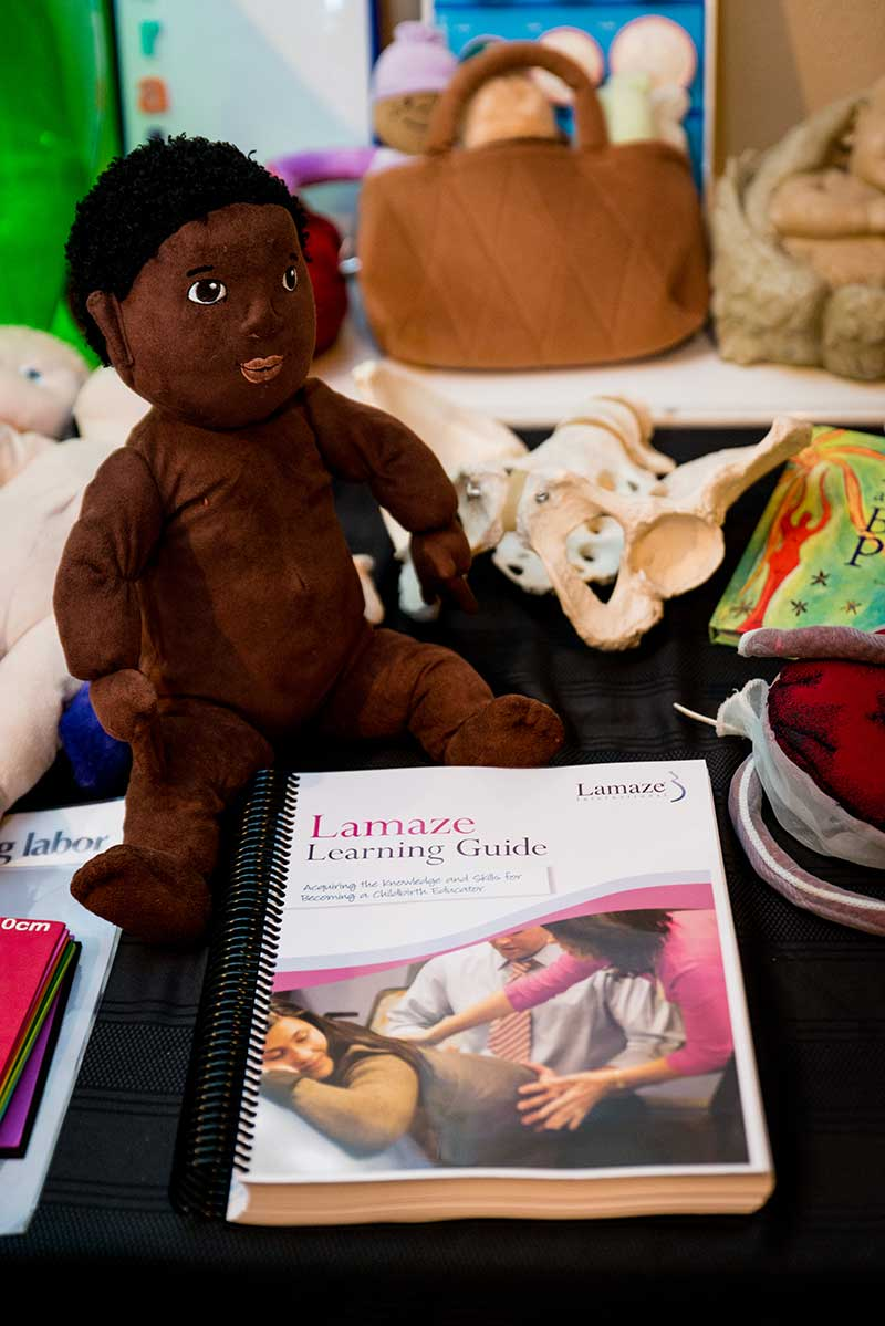 lamaze continuing education for nurses